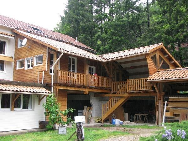 le jardin - Location de vacances - Mayres