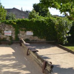 Jeux de boules - Location de vacances - Vallon-Pont-d'Arc