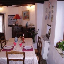 - Chambre d'hôtes - Beauchastel
