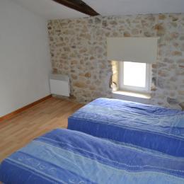 Chambre 3  - Location de vacances - Vallon-Pont-d'Arc