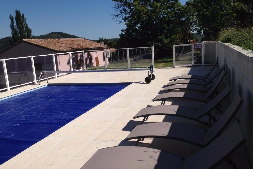 Villa Indpendante Aux Portes De LArdche Du Sud Avec Piscine