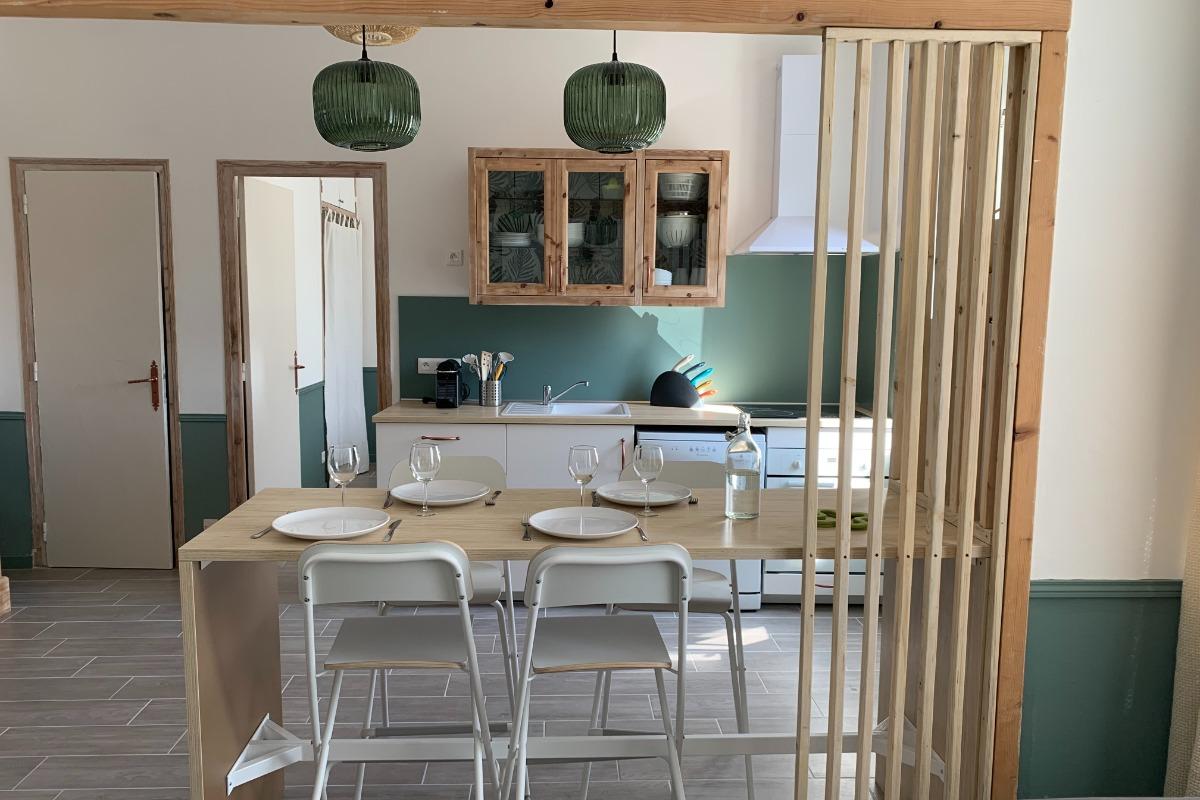 cuisine - Location de vacances - Vallon-Pont-d'Arc