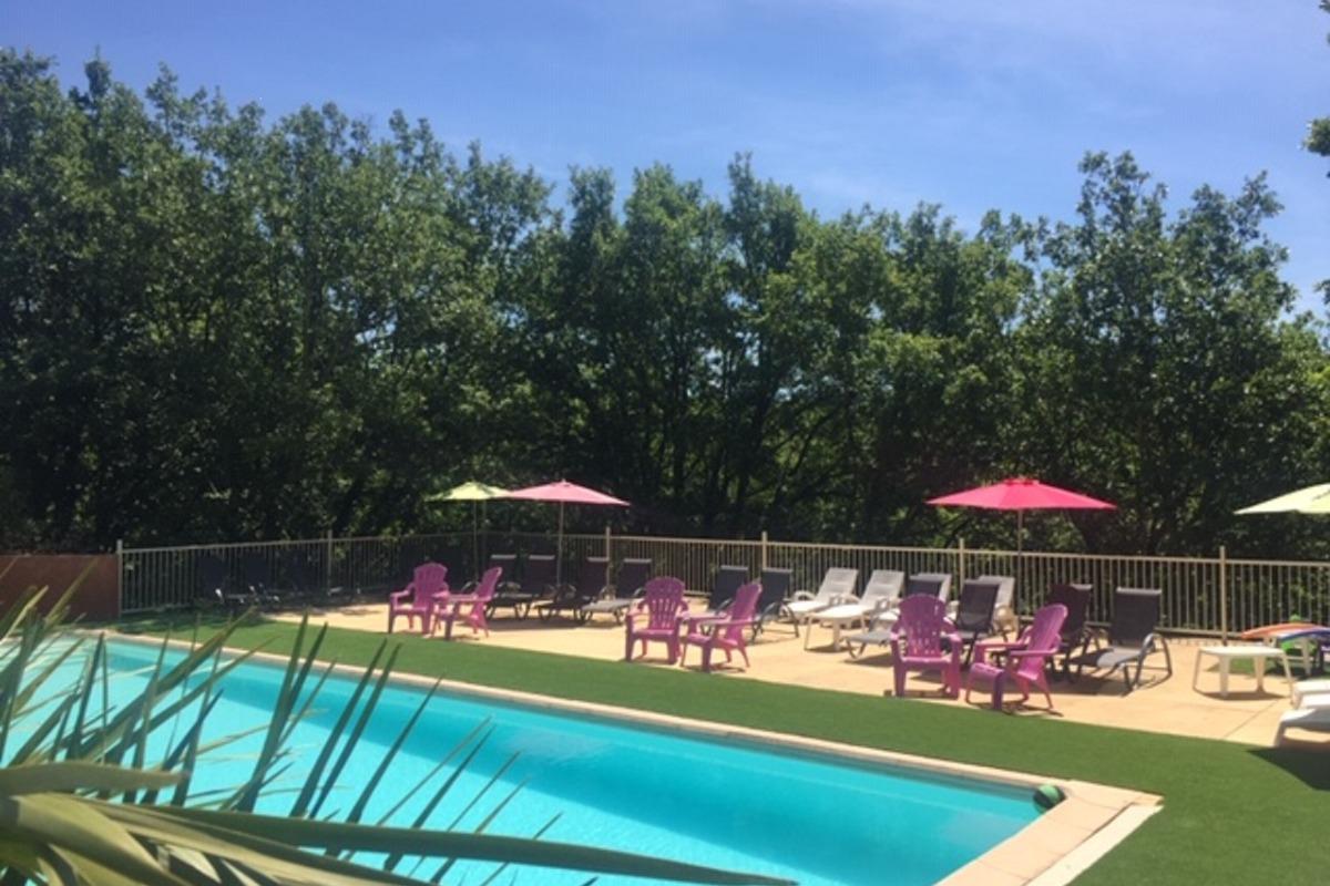 Gite indépendant - Location de vacances - Joyeuse