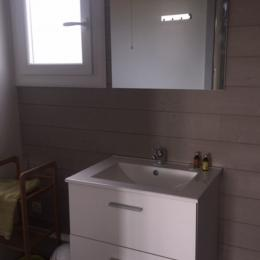 Chambre 2 lits simples - Location de vacances - Joyeuse