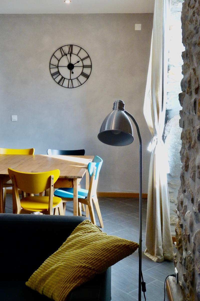 côté salon - Location de vacances - Vallon-Pont-d'Arc