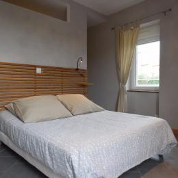 chambre 1 - Location de vacances - Vallon-Pont-d'Arc