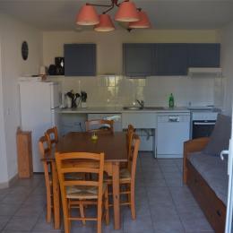 Salon séjour - Location de vacances - Vallon-Pont-d'Arc