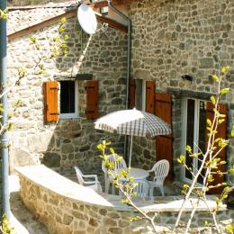 Terrasse - Location de vacances - Laboule