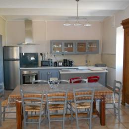 chambre 3 - Location de vacances - Berrias-et-Casteljau
