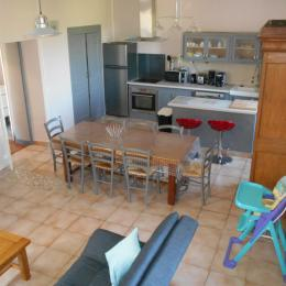 chambre 4 (indépendante) - Location de vacances - Berrias-et-Casteljau