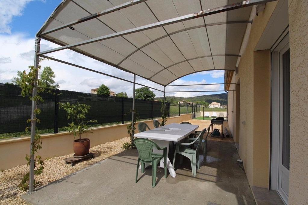 Villa Neuve Indpendante Et De Plain Pied Avec Piscine Prive
