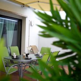 terrasse - Location de vacances - Ruoms