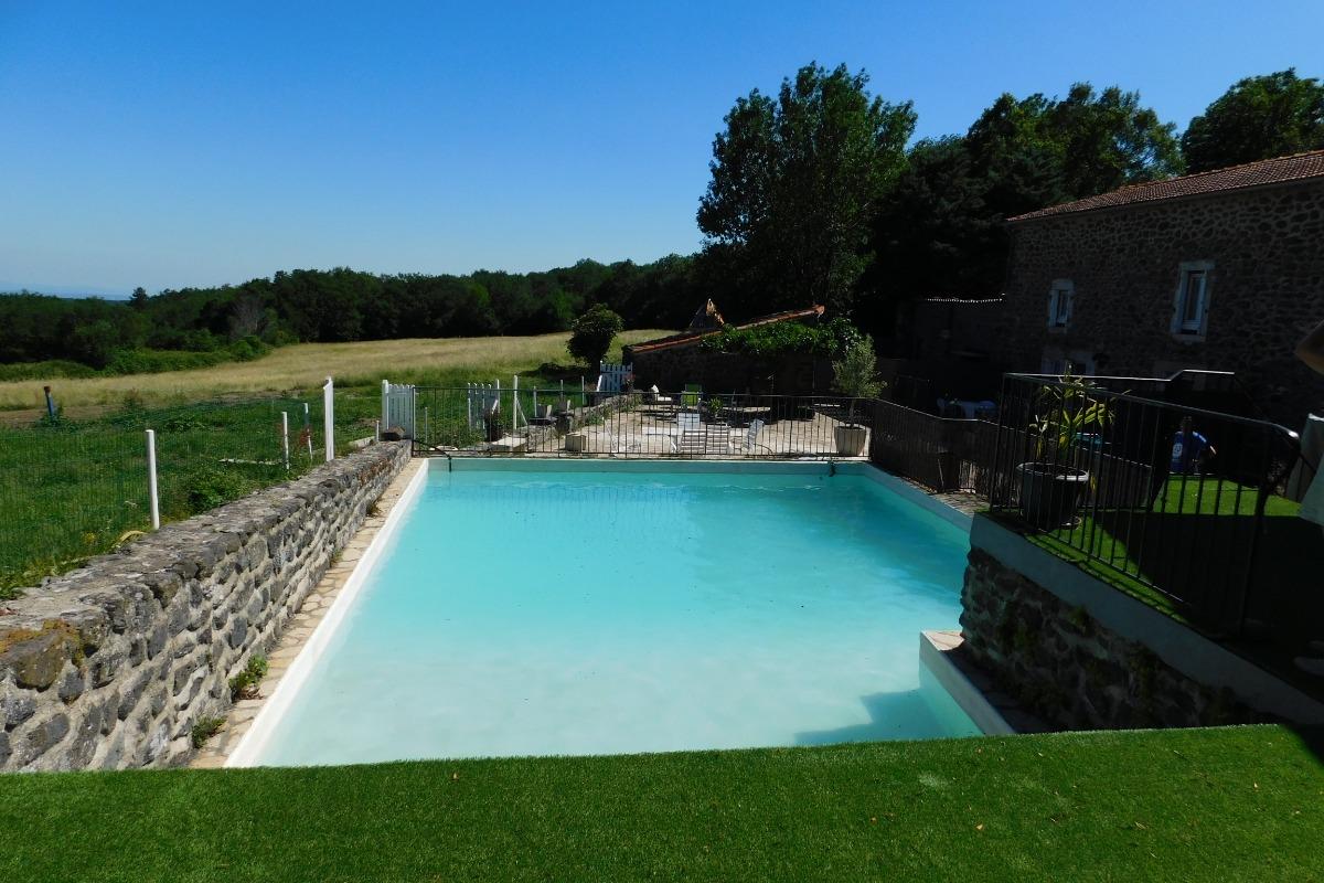 - Location de vacances - Saint-Pons
