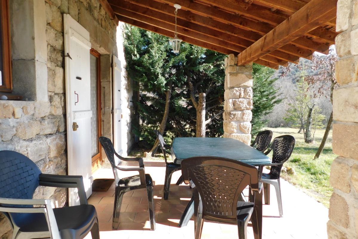 La Terrasse - gîte indépendant pour 6 personnes avec terrasse ...