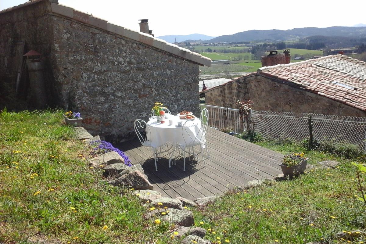 - Location de vacances - Châteauneuf-de-Vernoux