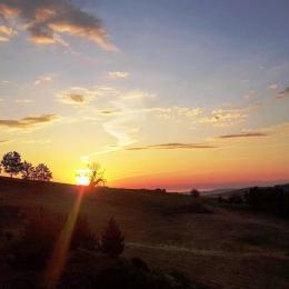 levé su soleil - Location de vacances - Gilhoc-sur-Ormèze