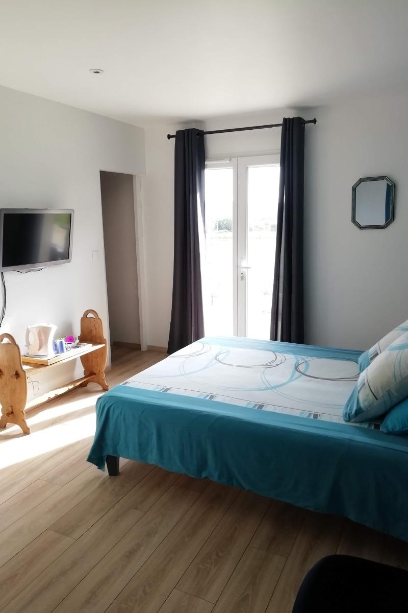 - Chambre d'hôtes - Berrias-et-Casteljau