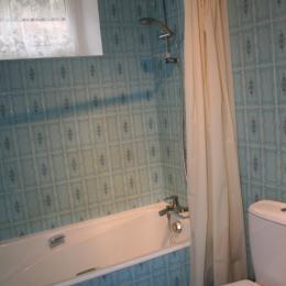 La douche - Chambre d'hôtes - Annonay