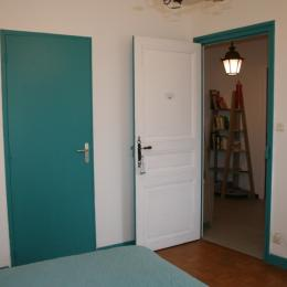 La chambre Myosotis - Chambre d'hôtes - Annonay