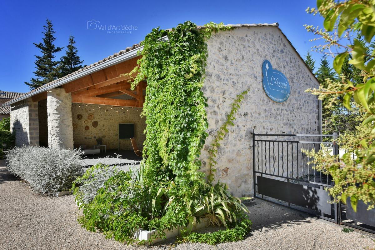 Le Calabert © Val d'Art'dèche Photographie - Location de vacances - Saint-Remèze