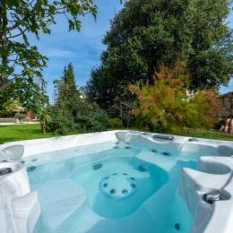 Le salon © Val d'Art'dèche Photographie - Location de vacances - Saint-Remèze