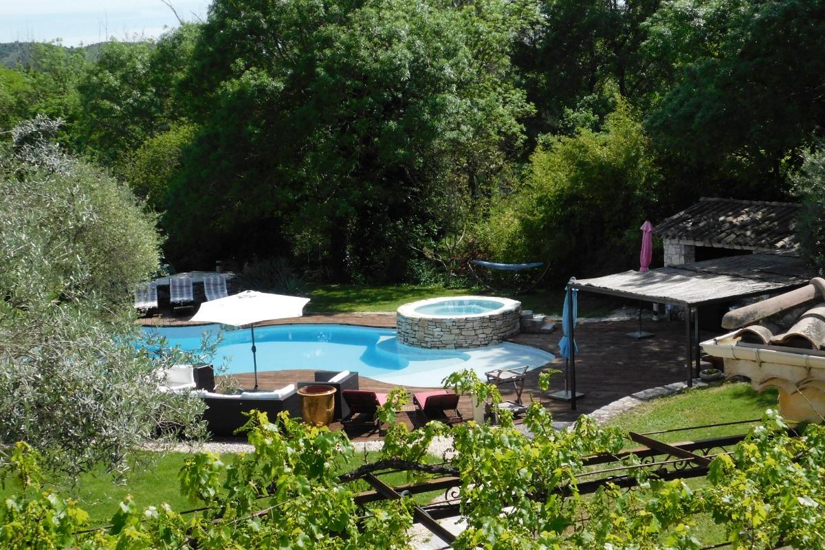 - Location de vacances - Alba-la-Romaine