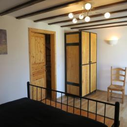 chambre n°1 - Location de vacances - Vitrey-sur-Mance