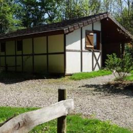 Les Chalets du Pontot en Bresse - Le Colvert - Location de vacances - Le Fay