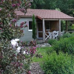 Chalet du Pontot en Bresse - Le Vanneau - Location de vacances - Le Fay