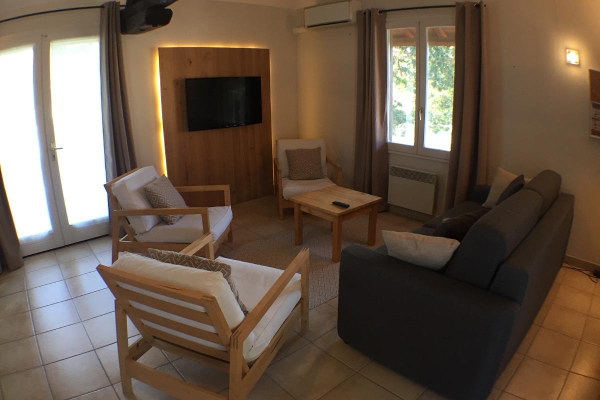 Lé séjour - Location de vacances - Flacey-en-Bresse