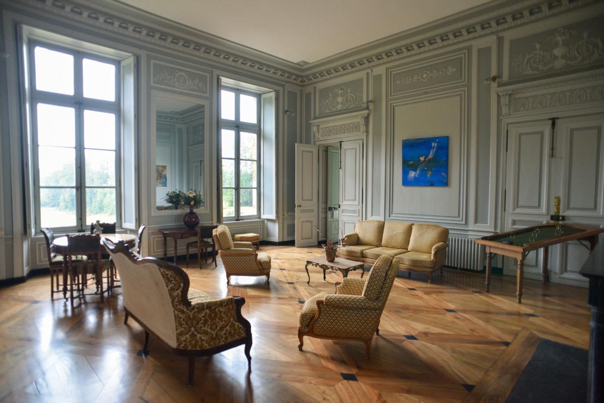 Vue sur la Plaine du Maconnais - Location de vacances - Joudes