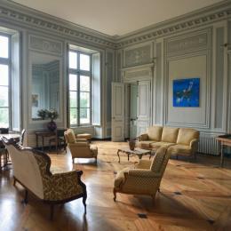 Rêver dans le jardin du château - Location de vacances - Joudes