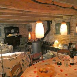 Maison d'Amis, la vraie Bourgogne - Location de vacances - Joncy