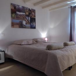 Chambre - Location de vacances - Joncy