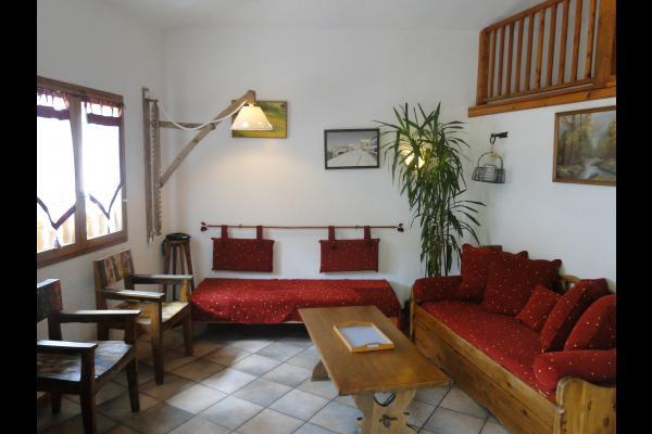Maison pour 6 personnes au coeur du village à proximité de Montalbert - La Plagne (Savoie Mont Blanc) - Location de vacances - Aime-la-Plagne