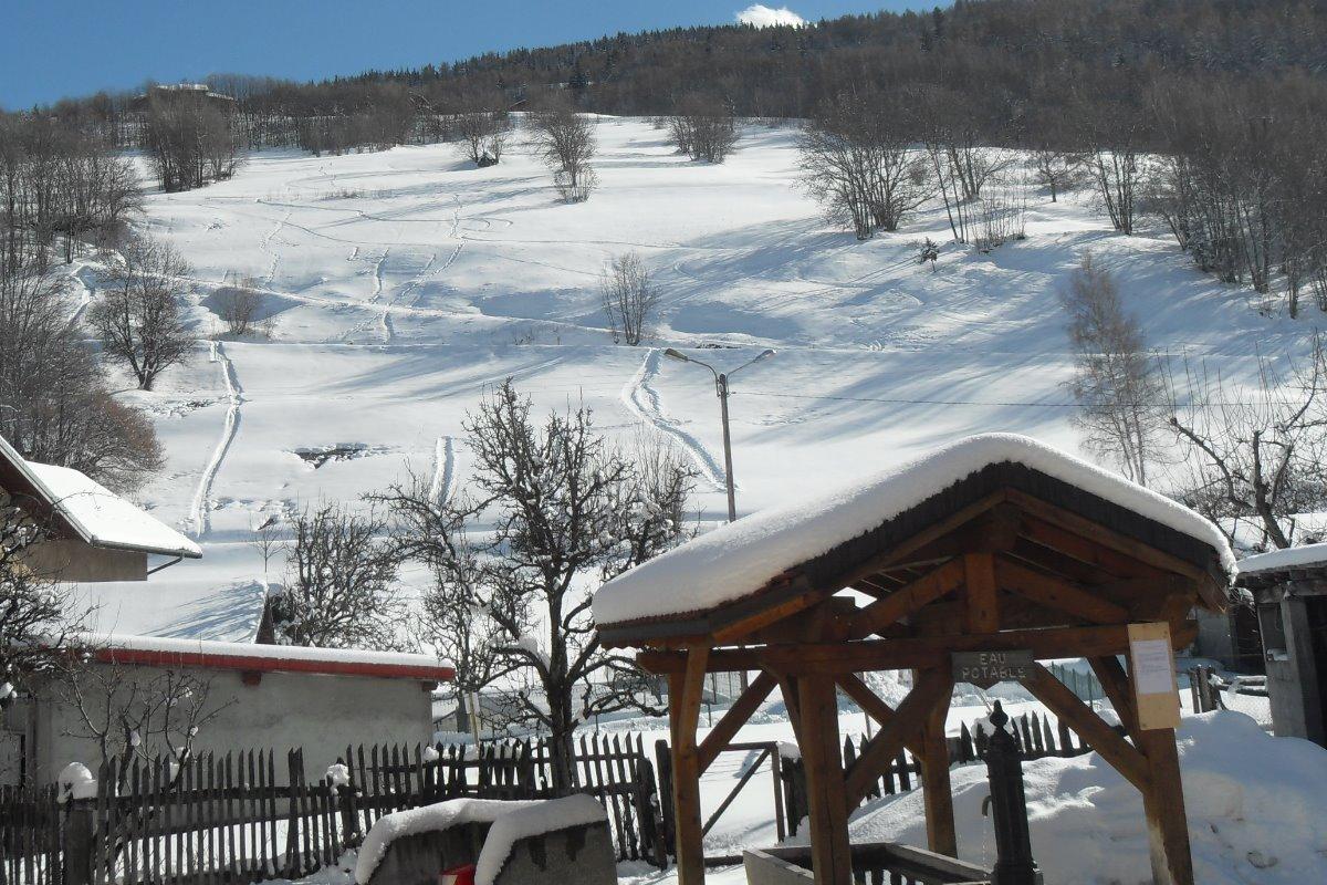 LIT GIGOGNE  - Location de vacances - Aime-la-Plagne
