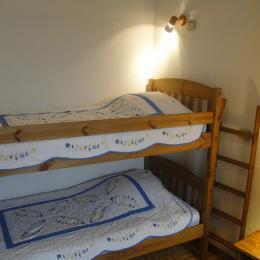 CHBRE LIT DOUBLE - Location de vacances - Aime-la-Plagne