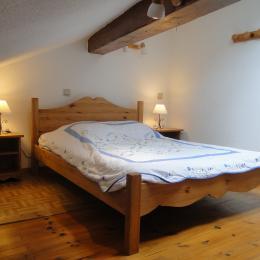 CUISINE SALON - Location de vacances - Aime-la-Plagne
