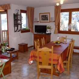 Appartement 4 pers. à AUSSOIS (Savoie Mont Blanc) - Location de vacances -