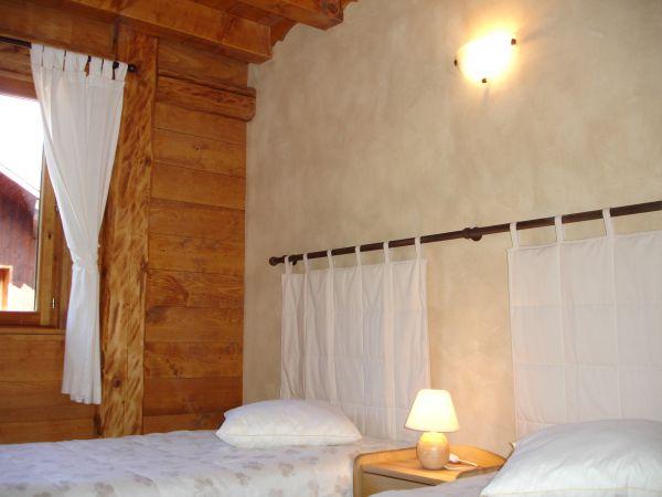 chambre 2 - Location de vacances - Valmorel