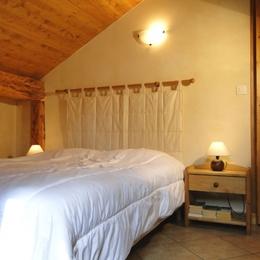 chambre 1 - Location de vacances - Valmorel