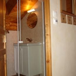salle d'eau - Location de vacances - Valmorel