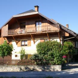 Balcon côté Ouest - Location de vacances - Châteauneuf