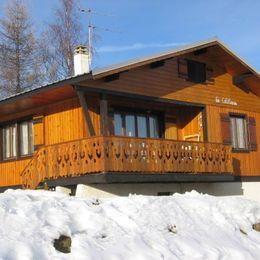 Chalet Les Colchiques dans station de ski  La Toussuire - Savoie -  - Location de vacances - La Toussuire
