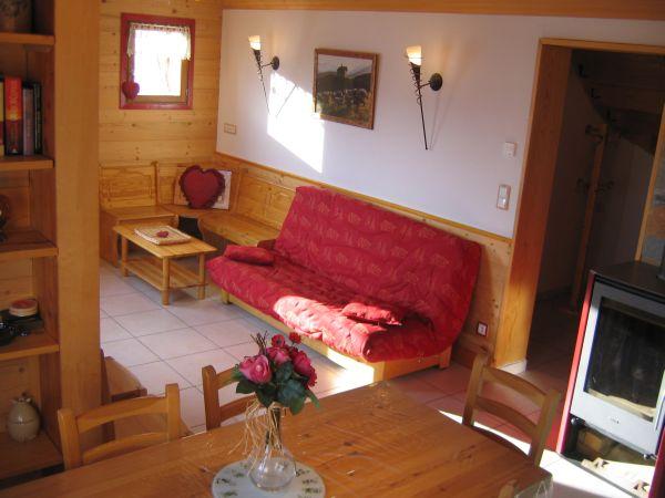 Chalet l'Hermine - La Toussuire - Savoie - salle d'eau - Location de vacances - La Toussuire