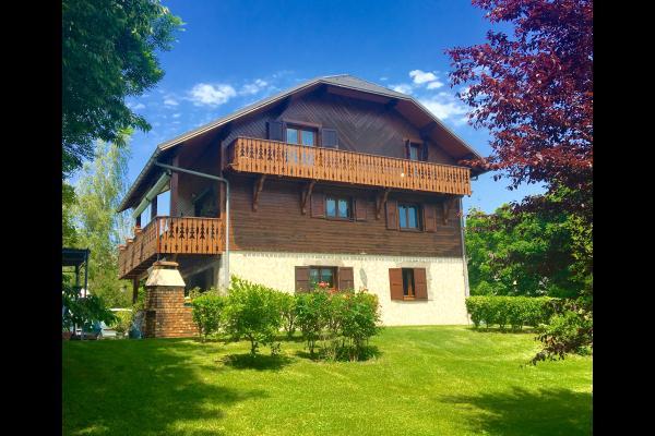 Le chalet l'Erablière - Location de vacances - Hauteville