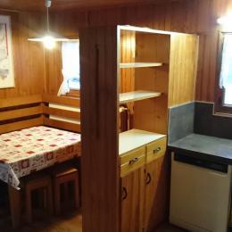 Chambre avec 3 lits simples - Location de vacances - Le Revard