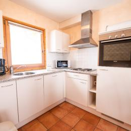 La cuisine - Location de vacances - Saint-François-Longchamp