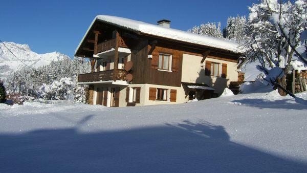 location appartement ski notre dame de bellecombe