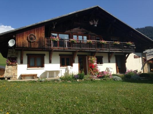 Chalet au Coeur de l'Espace Diamant ski en Savoie - 200m des pistes de ski - Location de vacances - Notre-Dame-de-Bellecombe